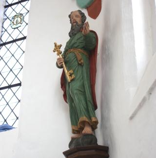 Rundgang durch die Kirche Kühlungsborn