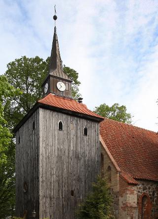 Kirchrundgang Kirche Kühlungsborn