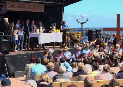 Seebrüeckengottesdienst am 3. Juli 2016