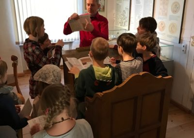 Ferienfreizeit - Ausflug Bibelzentrum Barth