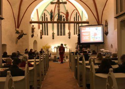 Weltgebetstag 2017 - evangelische Kirche Kühlungsborn