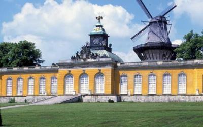 Gemeindefahrt Potsdam