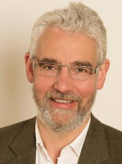 Pastor und Gefängnisseelsorger Andreas Timm