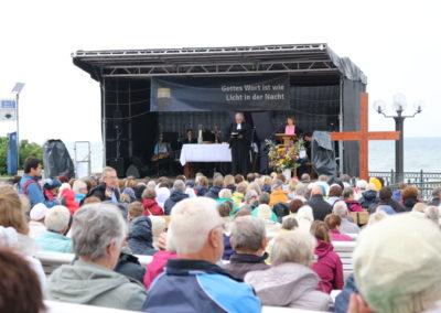 10. Seebrückengottesdienst - Evangelische Kirche Kühlungsborn