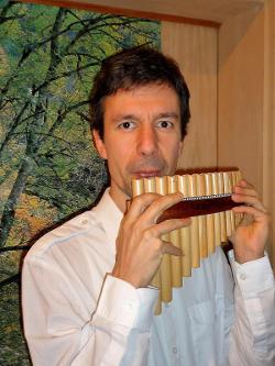 Sommerkonzert mit Panflöte, Didgeridoo, Ocean Drum und Obertongesang in der evangelischen Kirche Kühlungsborn