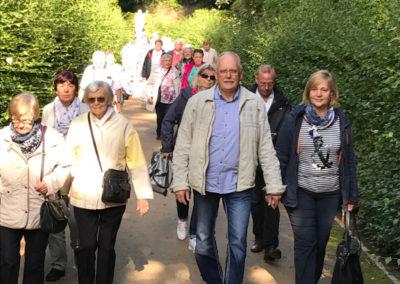 Gemeindefahrt nach Potsdam