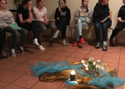 Konfirmandenfreizteit 2018 in Laage - Konfirmanden evangelische Kirche Kühlungsborn