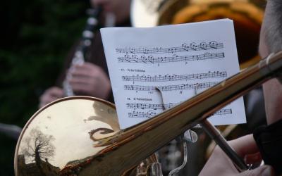 Posaunenchor feiert 70-jähriges Bestehen