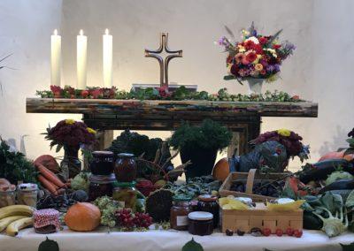 Erntedankfest 30.9.18