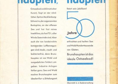 Brunshaupten 1931