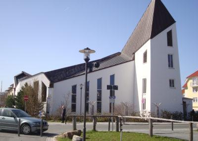 Kirche Dreifaltigkeit - Foto Jürgen Jahncke