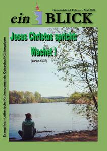 Gemeindebrief evangelische Kirchengemeinde Kühlungsborn - Februar bis Mai 2020
