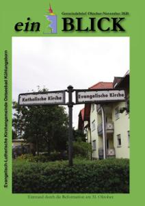 Gemeindebrief - evangelische Kirchengemeinde Kühlungsborn - Oktober bis November 2020